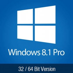 Microsoft Windows 8.1 Professional 32/64 Bit OEM(multi-language)