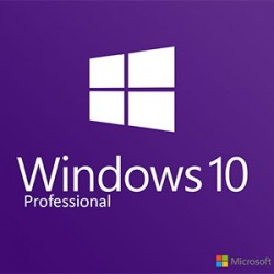 Microsoft Windows 10 Professional 32/64 Bit OEM (multi-language)