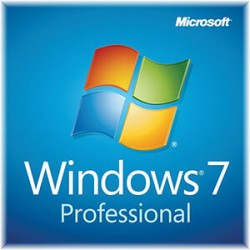 Microsoft Windows 7 Professional 32/64 Bit OEM(multi-language)