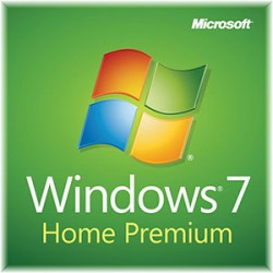 Microsoft Windows 7 Home Premium 32/64 Bit OEM(multi-language)