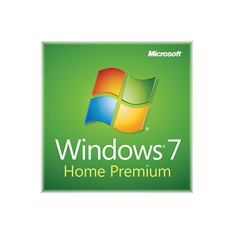 Microsoft Windows 7 Home Premium 32/64 Bit OEM