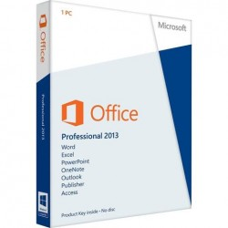 Microsoft Office Professional 2013 Global License Product Key – Digital Download-ESD