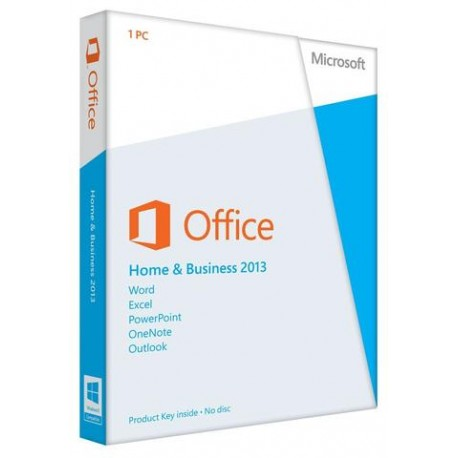 Microsoft Office Home and Business 2013 Global License Product Key – Digital Download-ESD