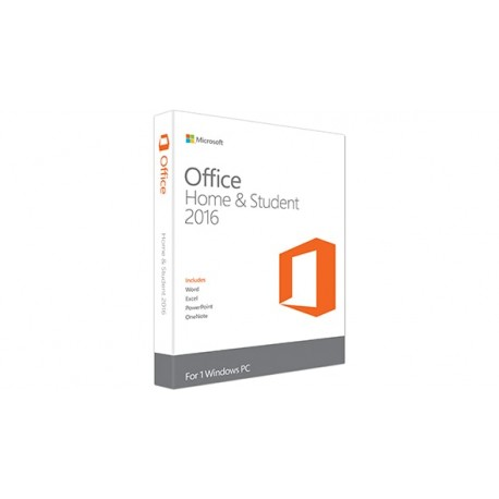 Microsoft Office Home and Student 2016 Global License Product Key– Digital Download-ESD