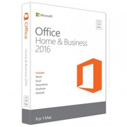 Microsoft Office 2016 Home and Business - MAC Version